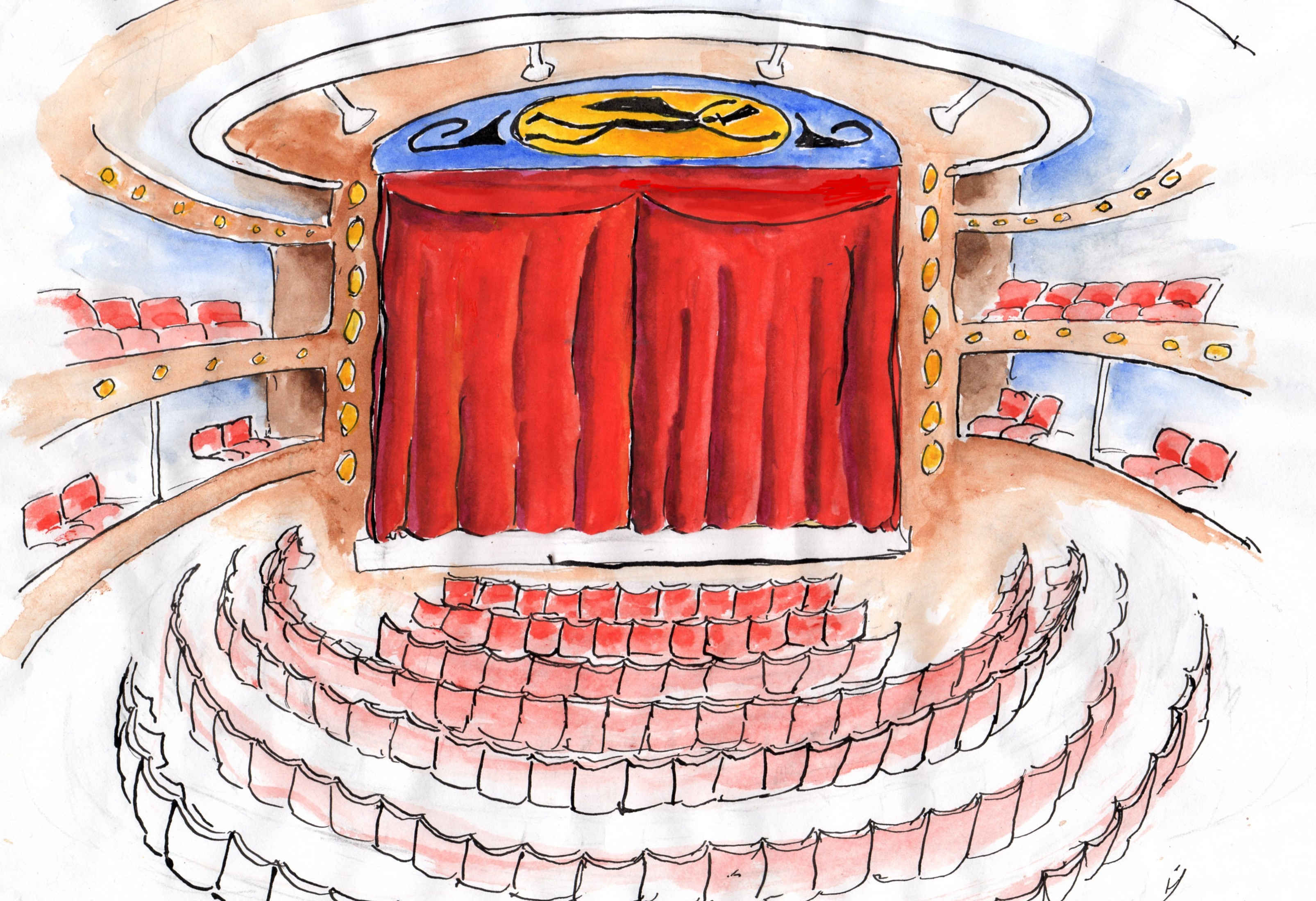 Tricky Theater